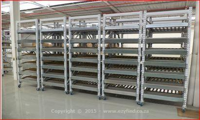 Warehouse Design and Turnkey Projects